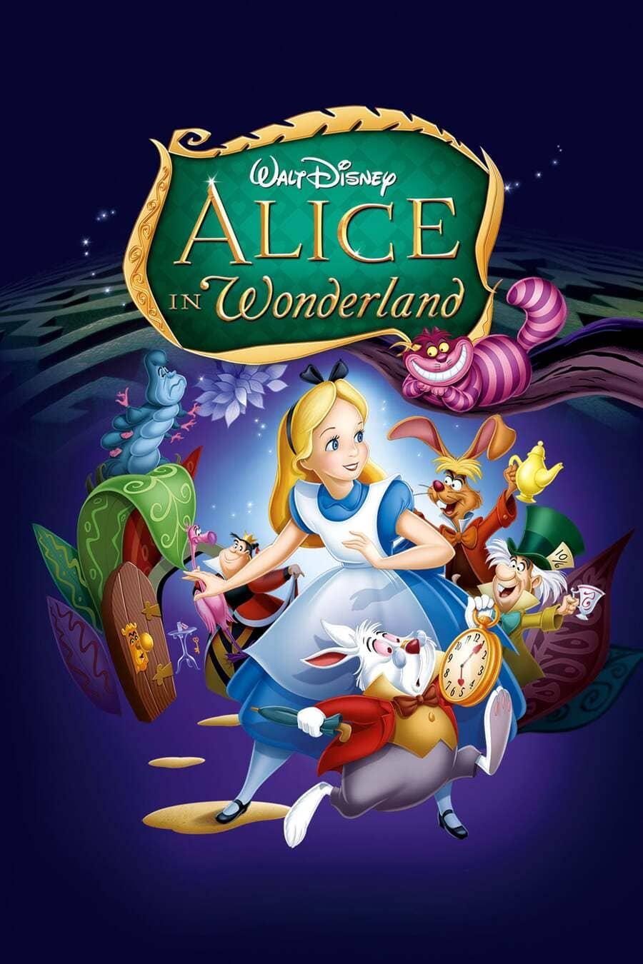 Alice lạc vào xứ sở thần tiên