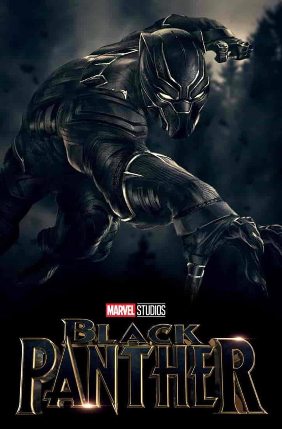 phim chiến binh báo đen