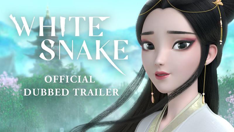 bạch xà duyên khởi anime 3d trung quốc