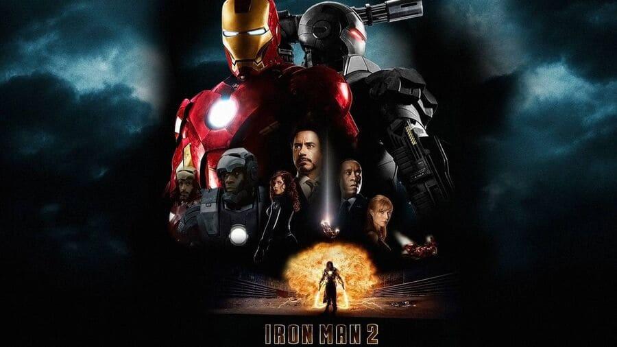 bộ phim iron man 2