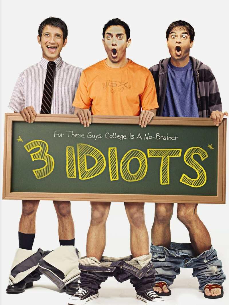 bộ phim kinh điển 3 idiots