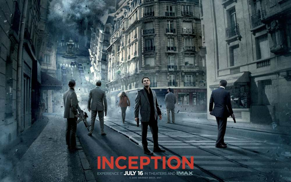bộ phim kinh điển inception