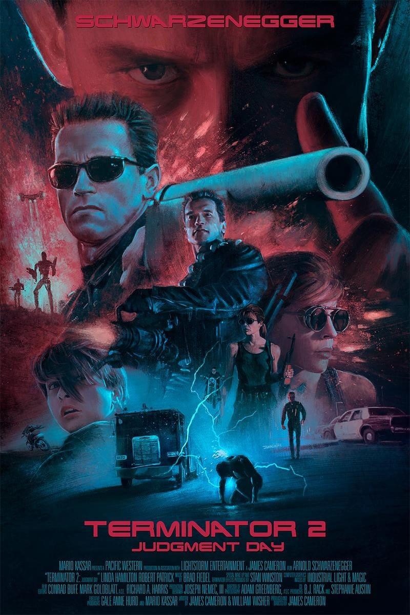 bộ phim kinh điển terminator 2