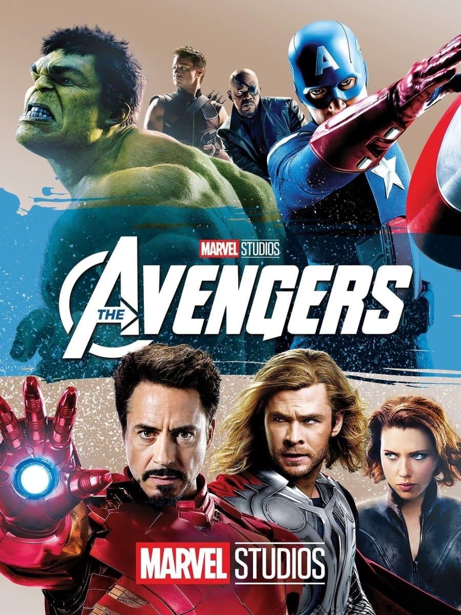 bộ phim kinh điển the avengers