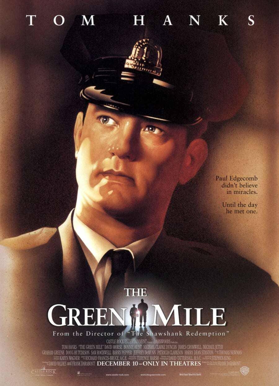 bộ phim kinh điển the green mile