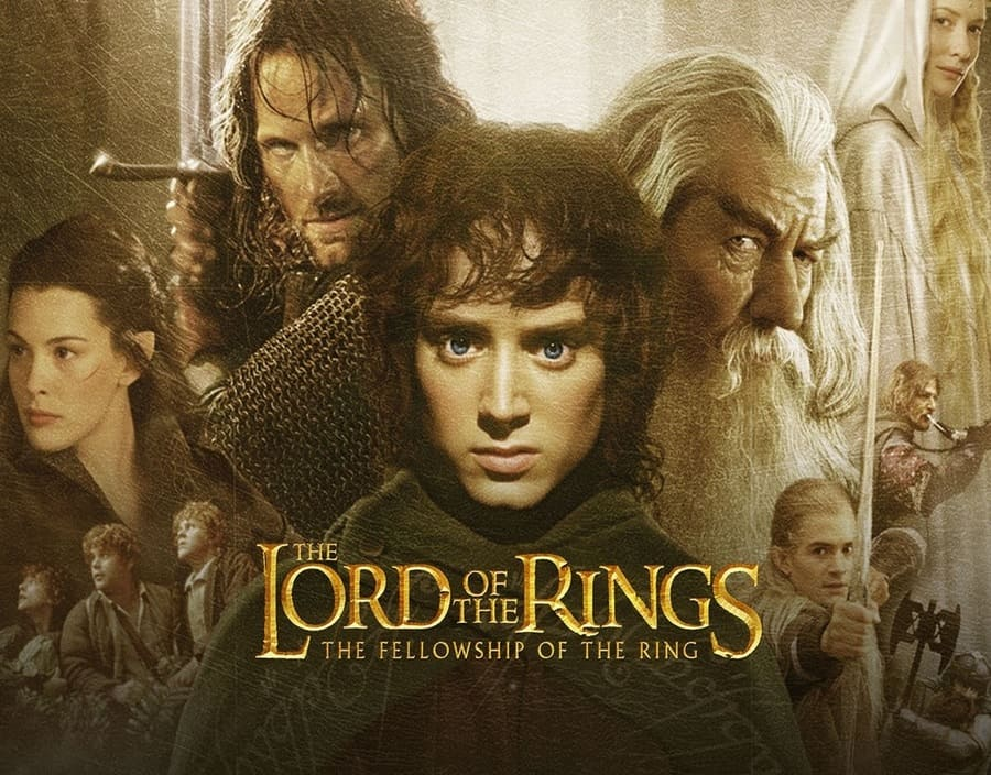 bộ phim kinh điển the lord of the rings