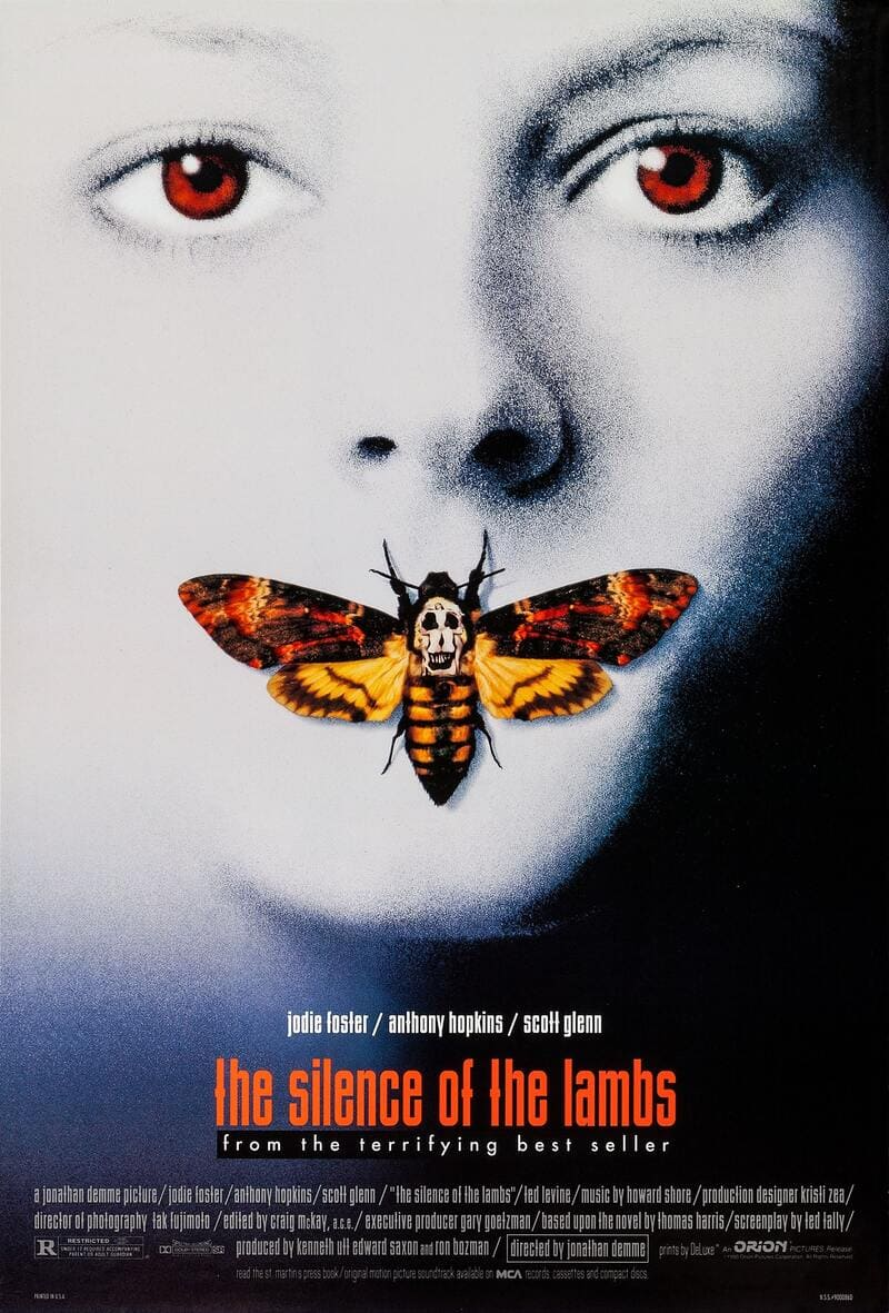bộ phim kinh điển the silence of the lambs