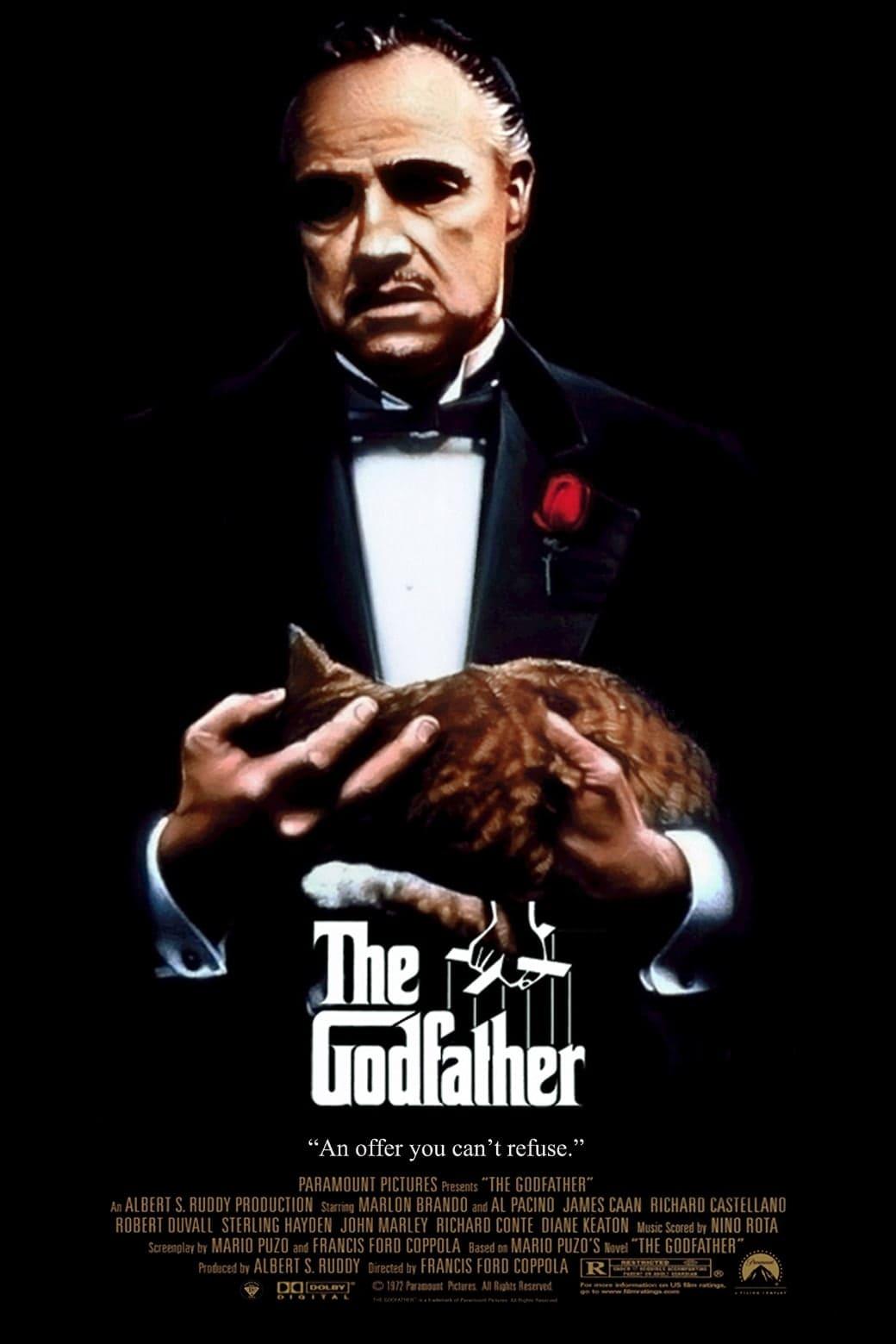 bộ phim kinh điển của thế giới the godfather
