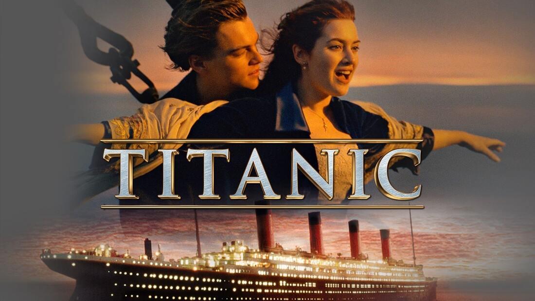bộ phim kinh điển của thế giới titanic