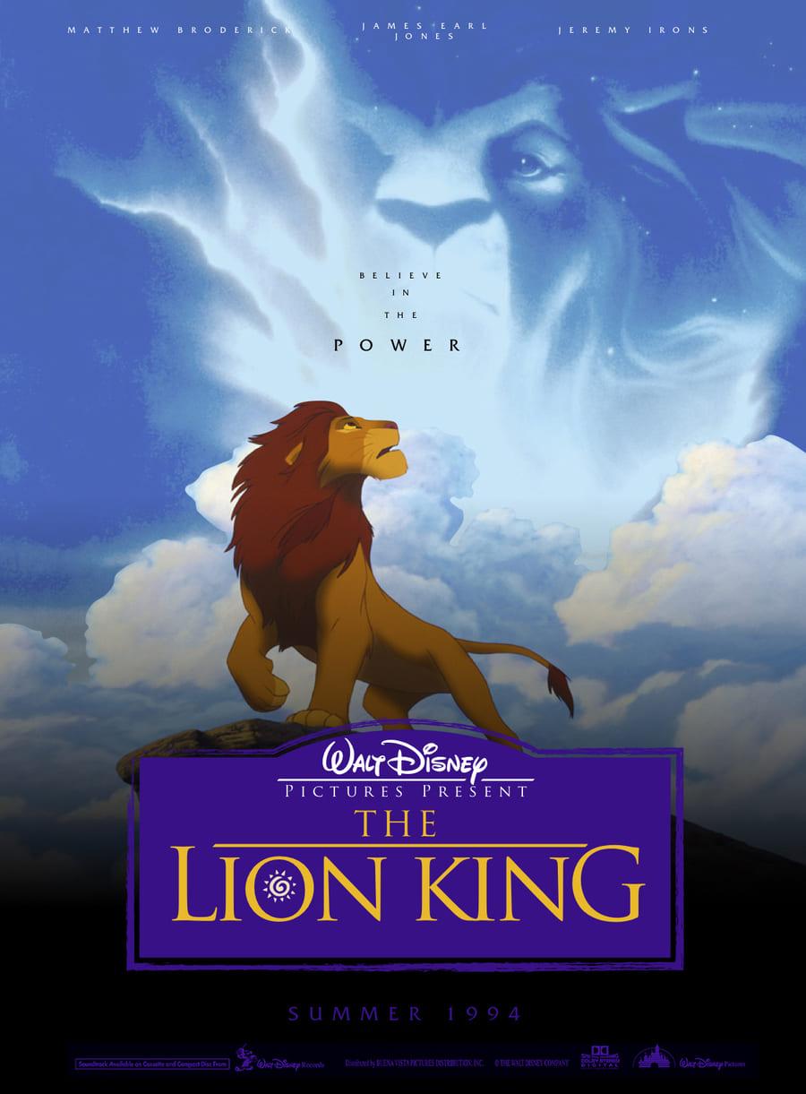 bộ phim vua sư tử