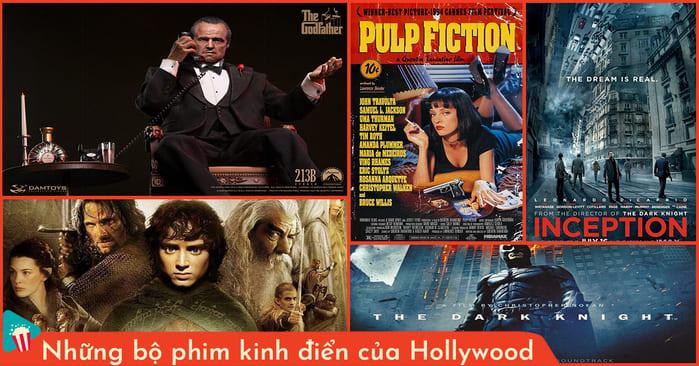 những bộ phim kinh điển của hollywood