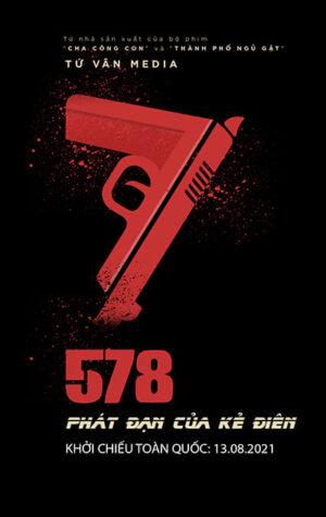 phim 578 phát đạn của kẻ điên