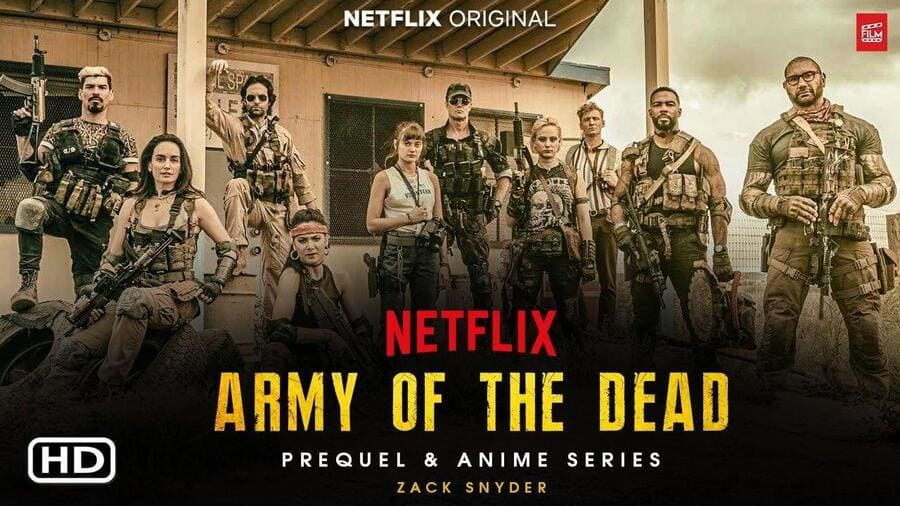 phim army of the dead
