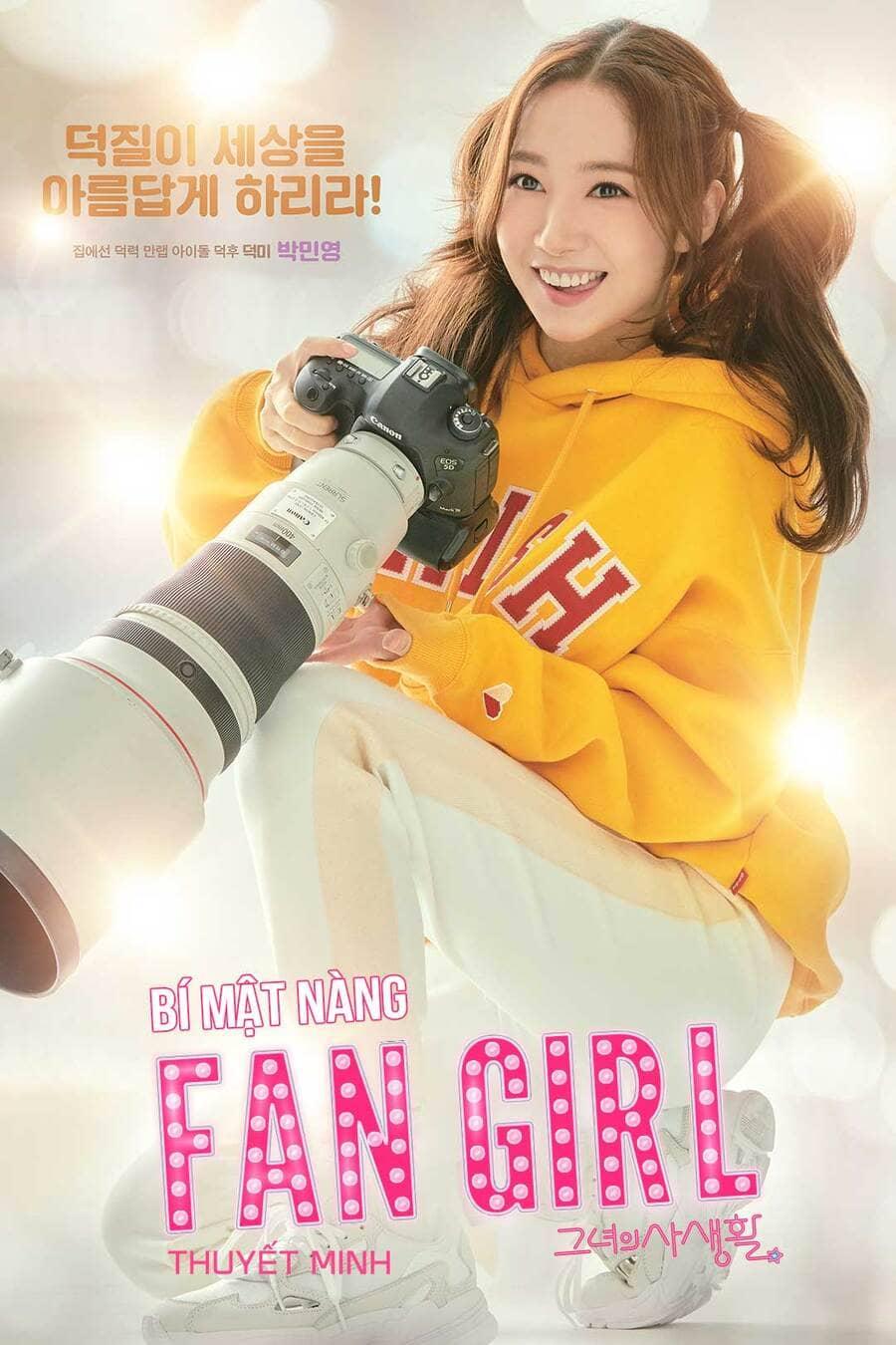 phim bí mật nàng fangirl