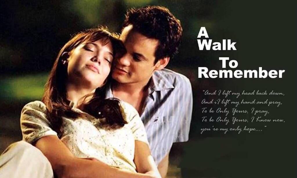 phim bước ngoặt đáng nhớ a walk to remember