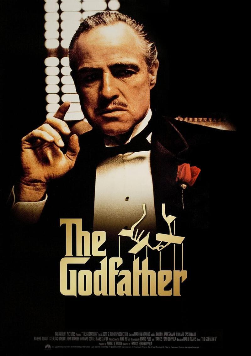 phim chiếu rạp kinh điển bố già the godfather