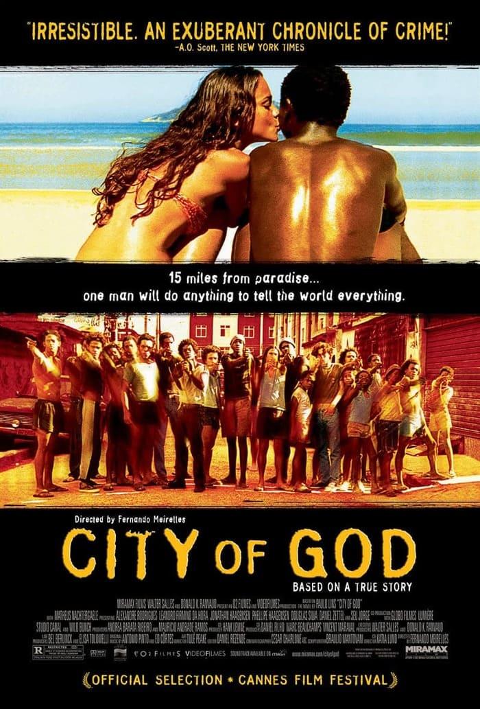phim city of god thành phố của chúa