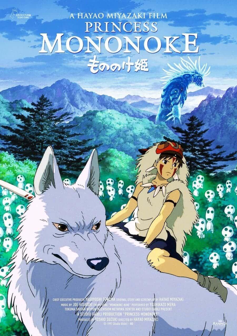 phim công chúa sói mononoke