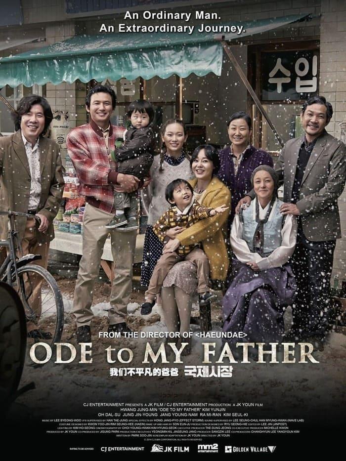 phim điện ảnh tình cảm hàn quốc lời hứa với cha