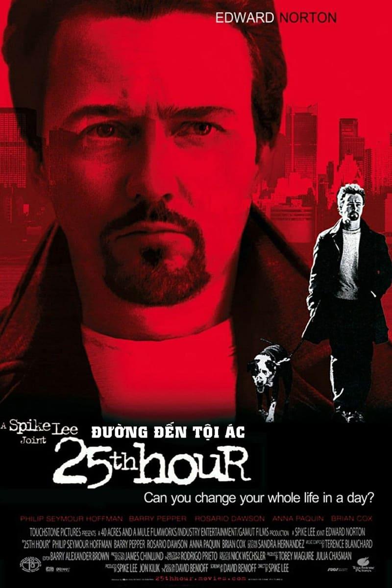 phim đường đến tội ác 25th hour