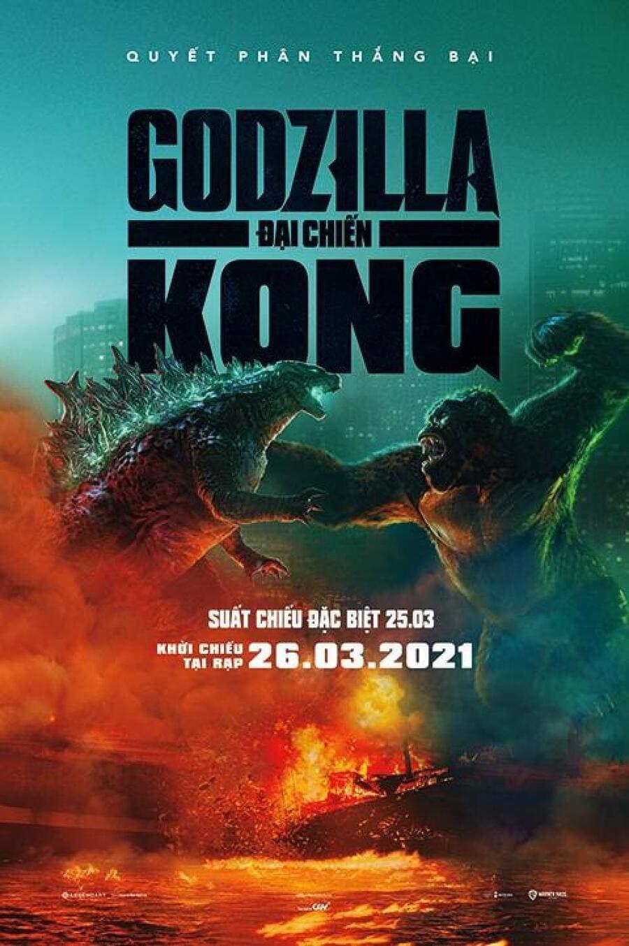 phim godzilla vs kong