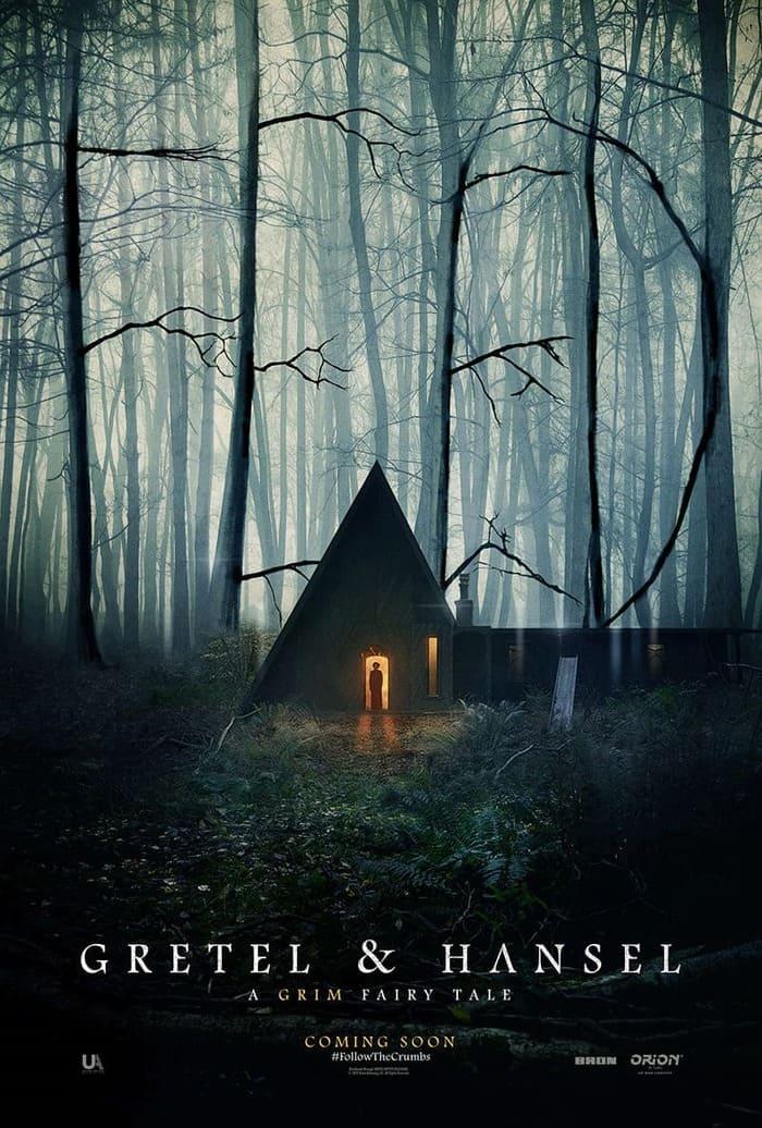 phim gretel và hansel ngôi nhà giữa rừng