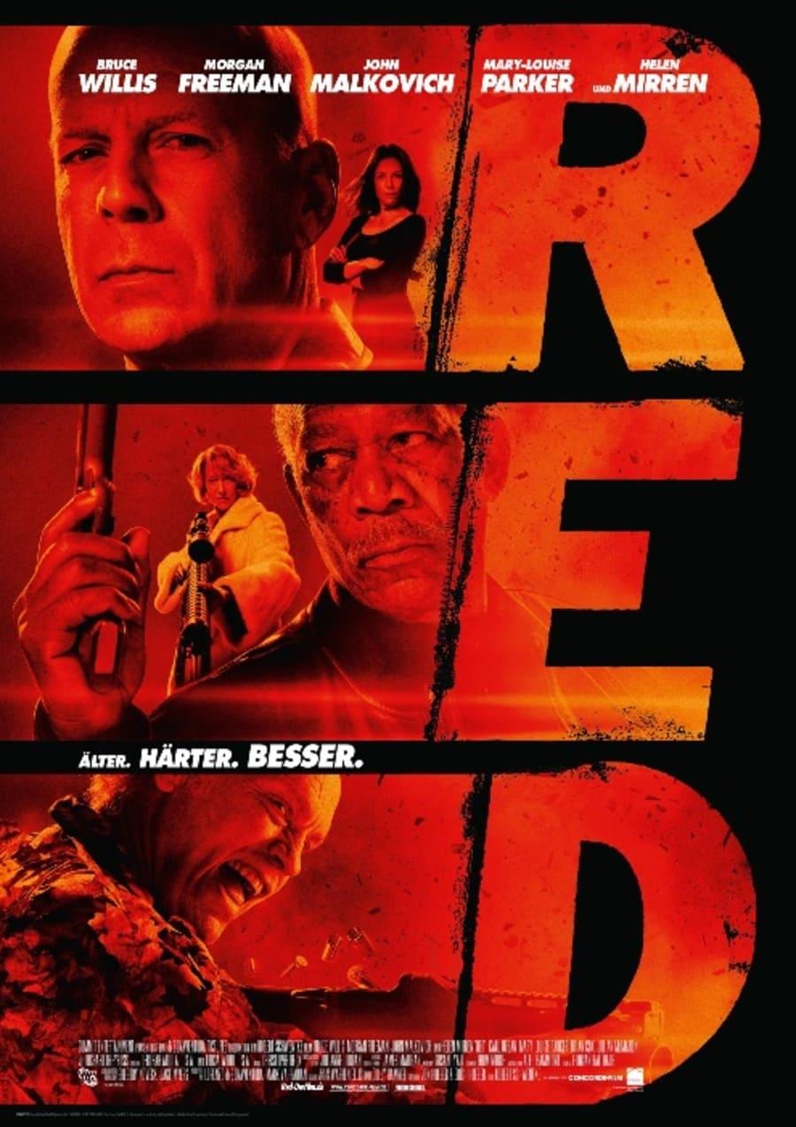 phim hành động hay nhất red