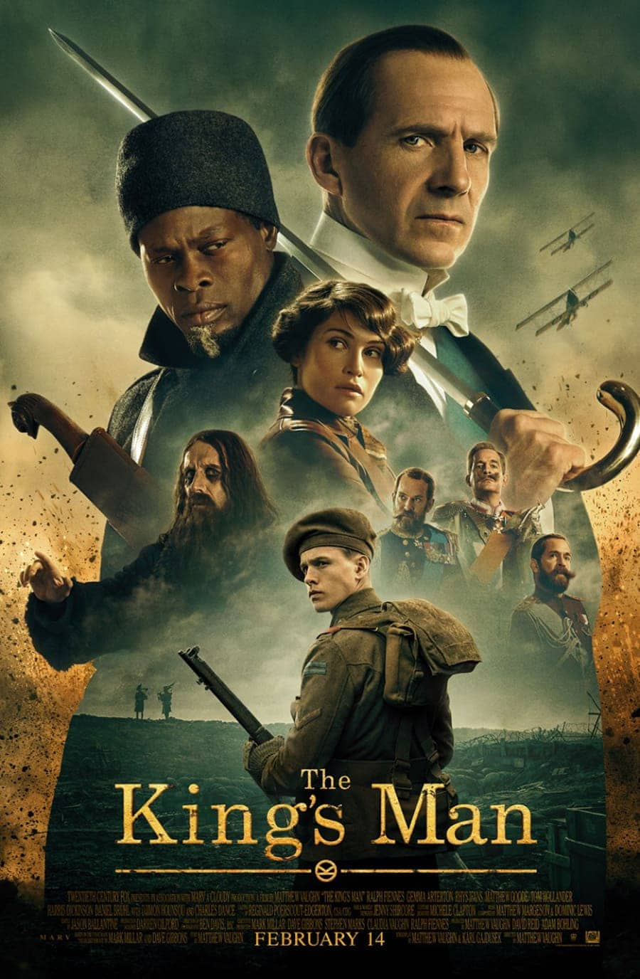 phim hành động hay nhất the kings man