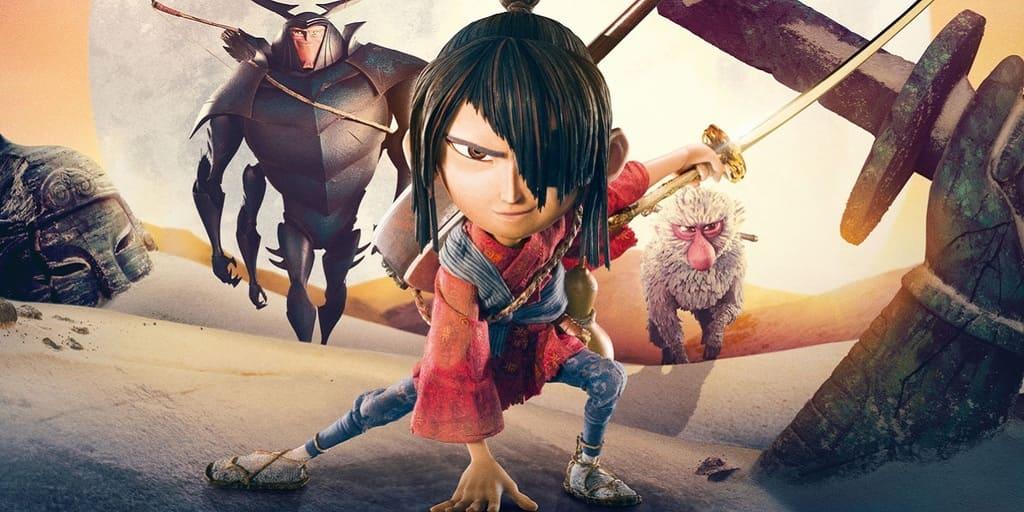 phim hoạt hình chiếu rạp kubo và sứ mệnh samurai