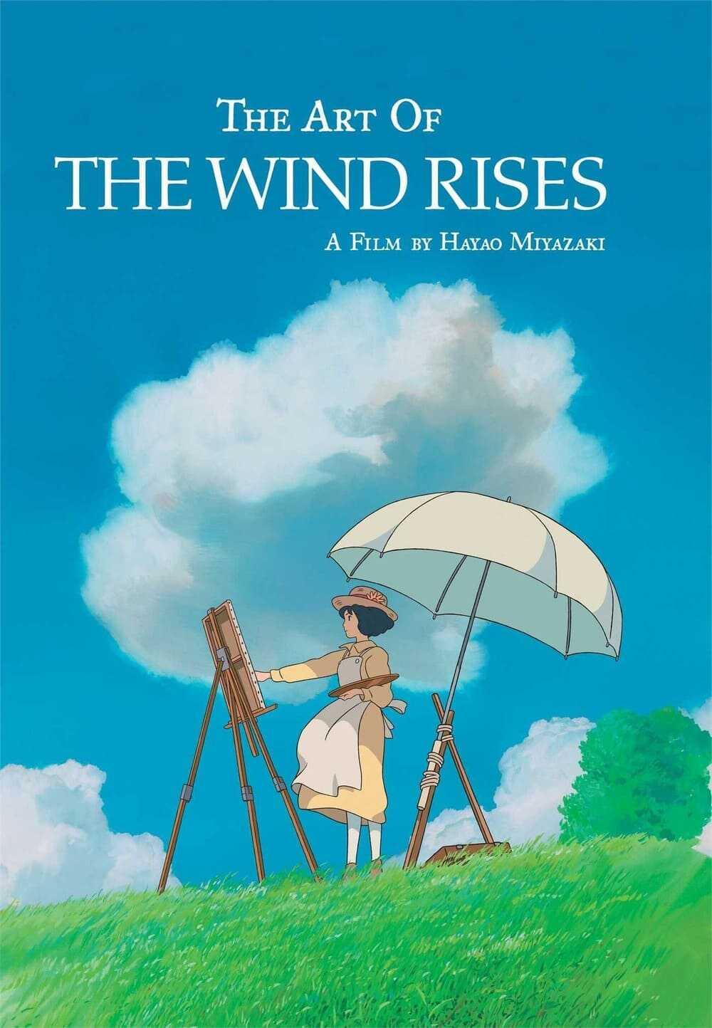 phim hoạt hình hay nhất thế giới gió nổi