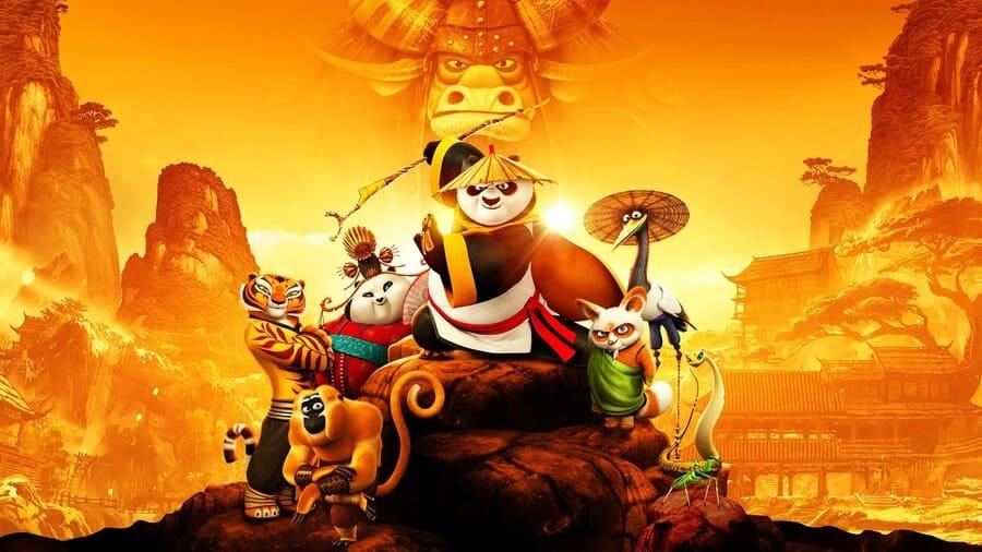 phim hoạt hình hay nhất thế giới kung fu panda 3