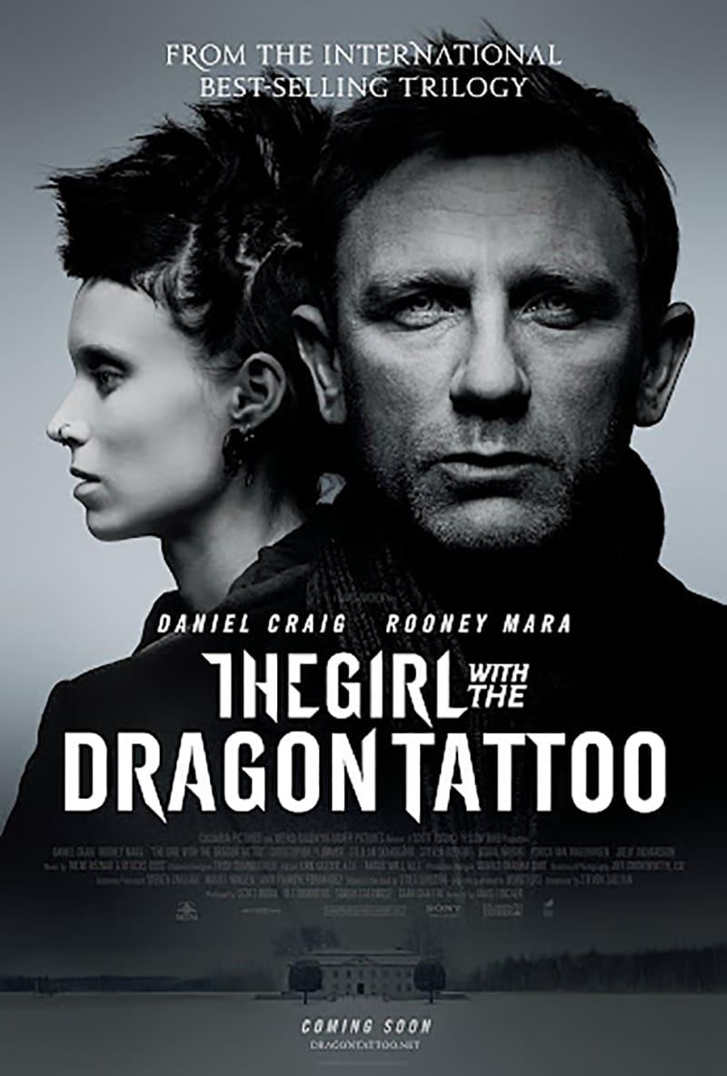 phim kinh dị tâm lý the girl with the dragon