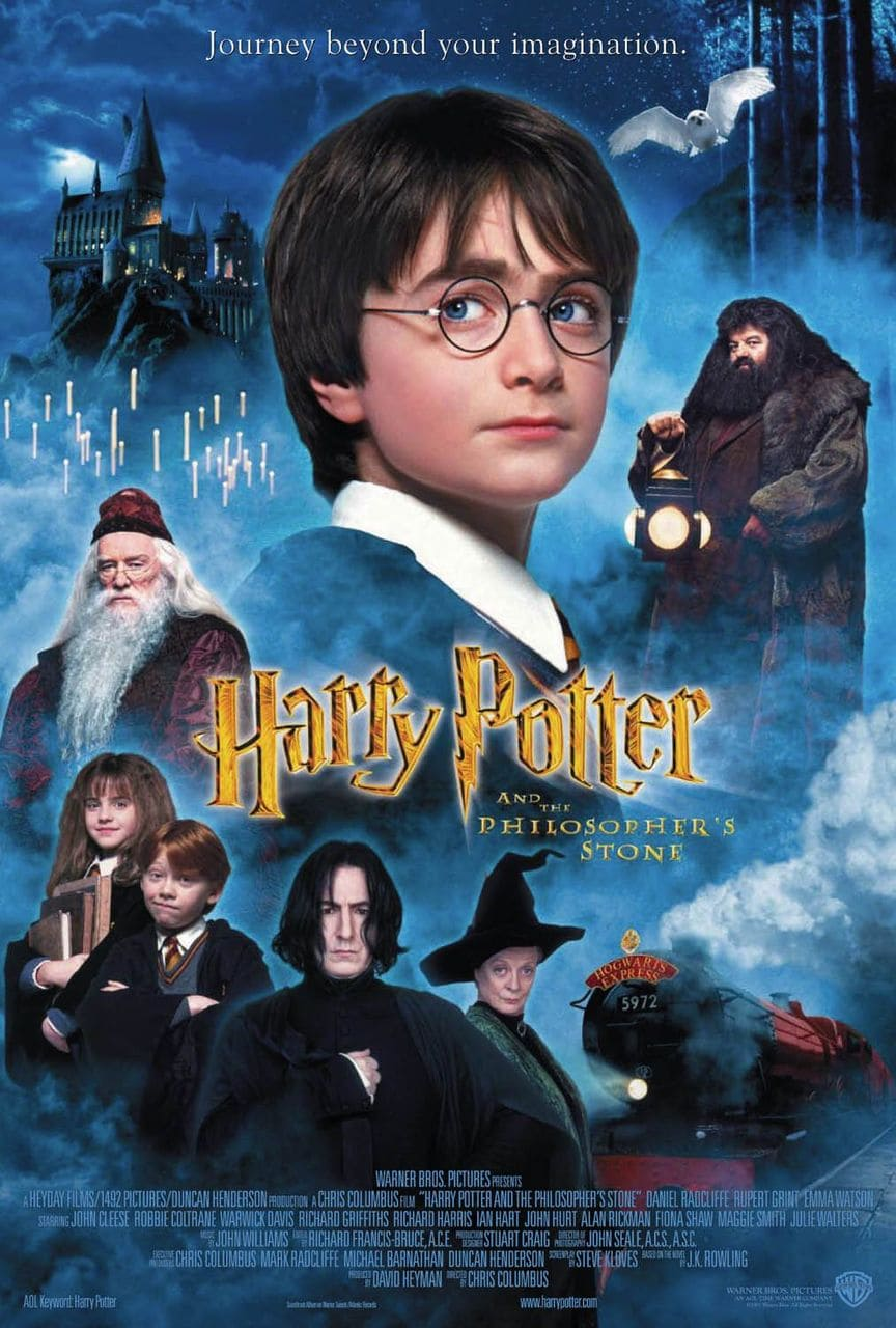 phim kinh điển Harry Potter and the Philosopher's Stone