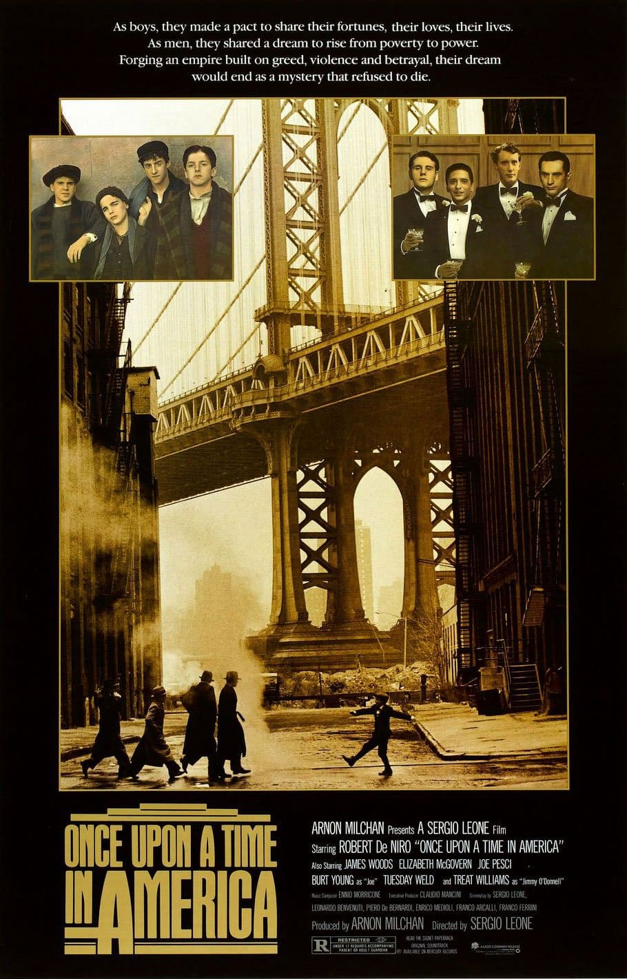 phim kinh điển once upon a time in america