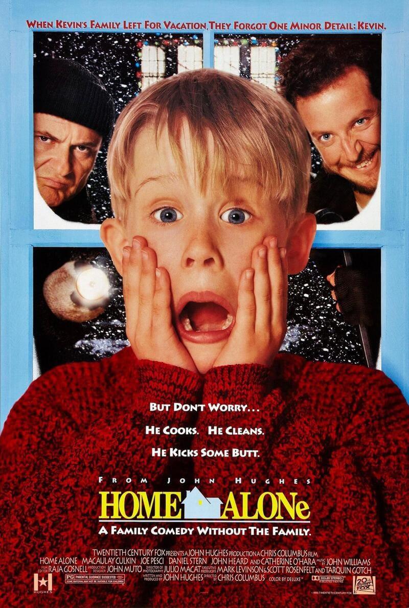 phim kinh điển của thế giới home alone