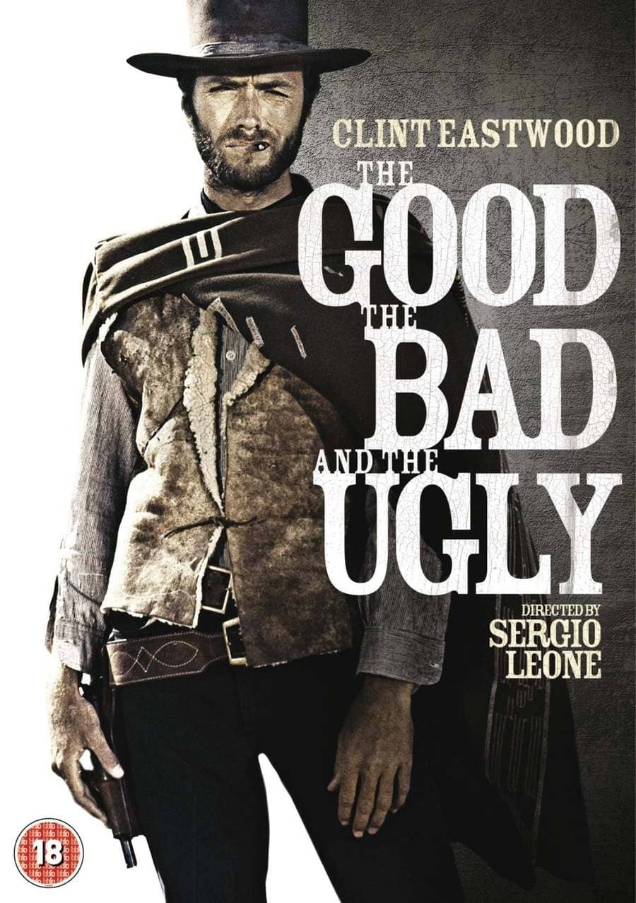 phim kinh điển của thế giới the good, the bad and the ugly
