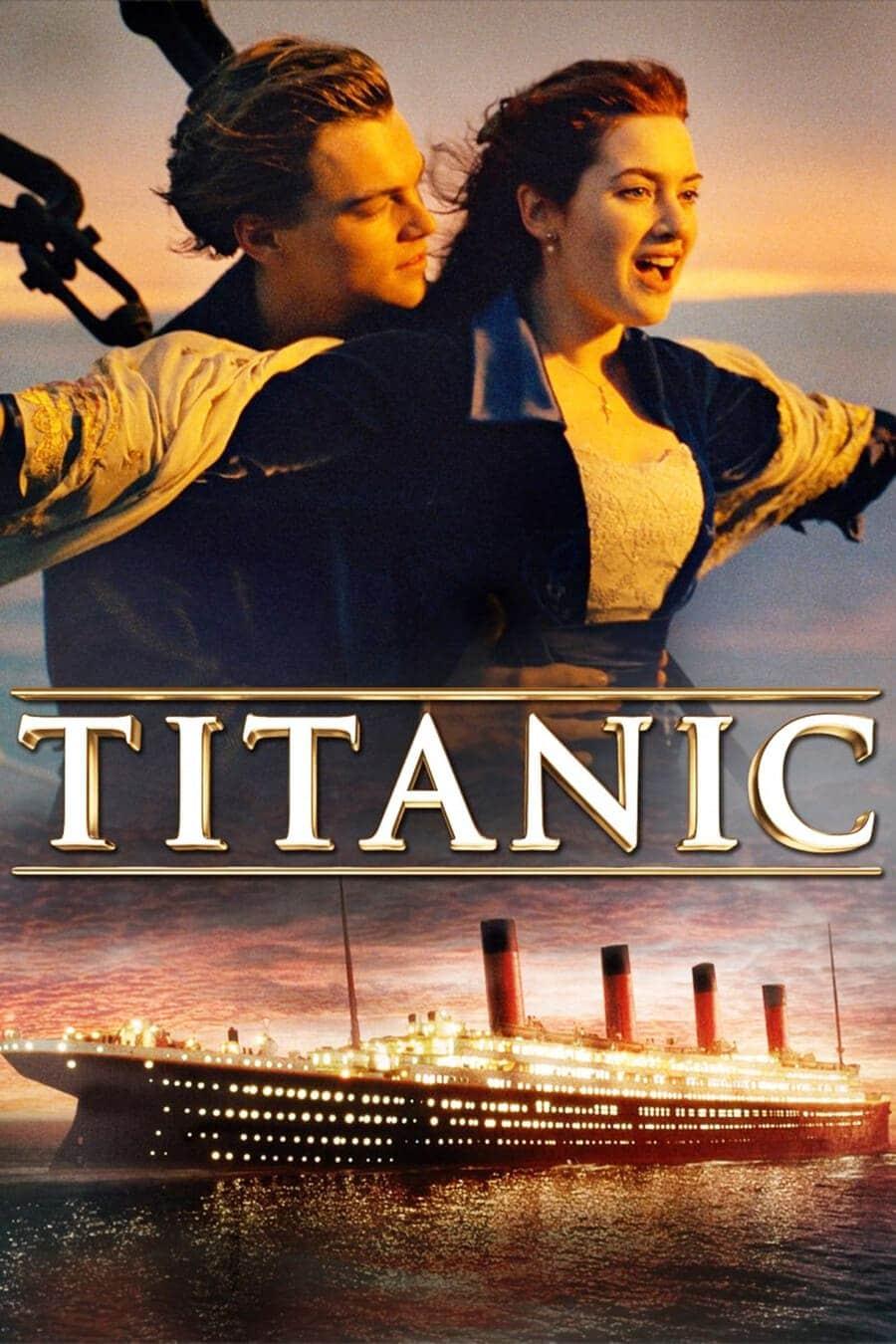 phim kinh điển hollywood titanic