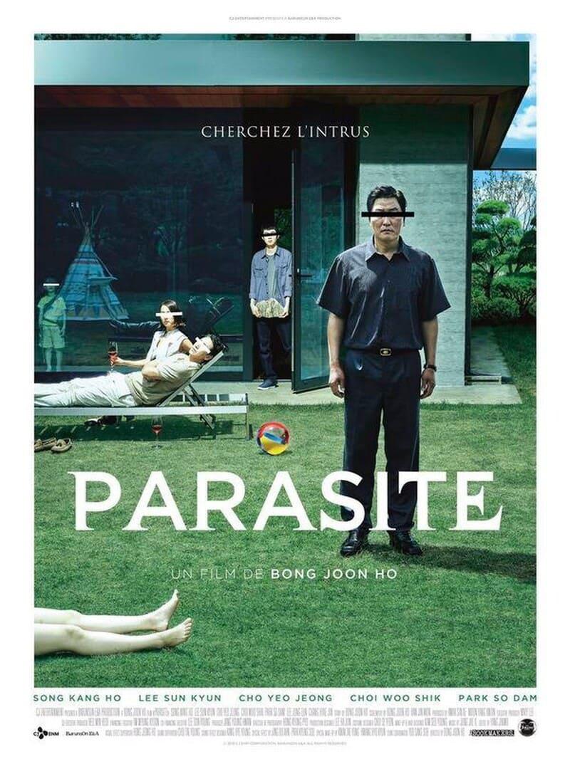 phim ký sinh trùng parasite