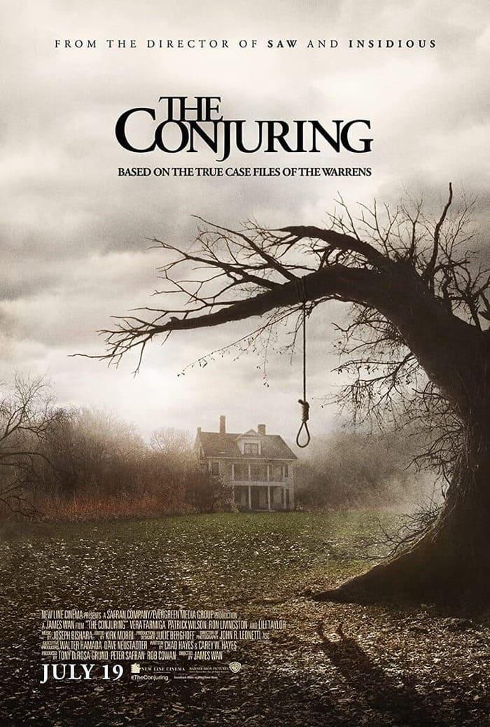 phim ma ám ảnh kinh hoàng the conjuring