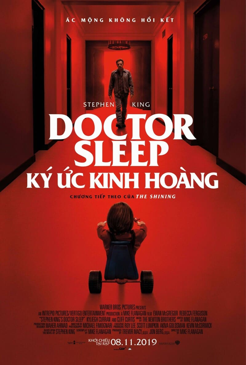 phim ma doctor sleep ký ức kinh hoàng