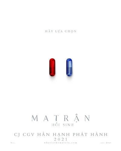 Phim Ma trận: Hồi sinh Matrix 4