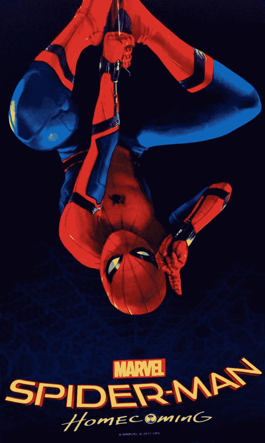 phim người nhện trở về nhà