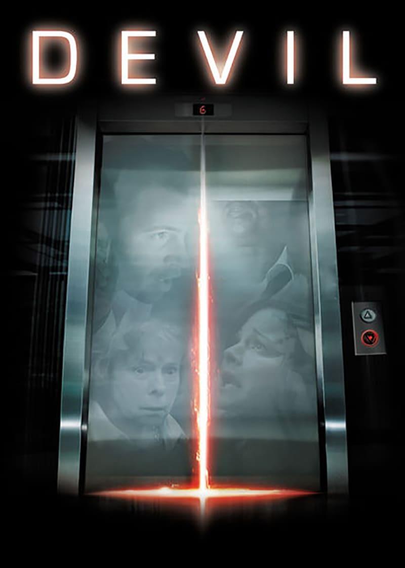 phim quỷ dữ trong thang máy