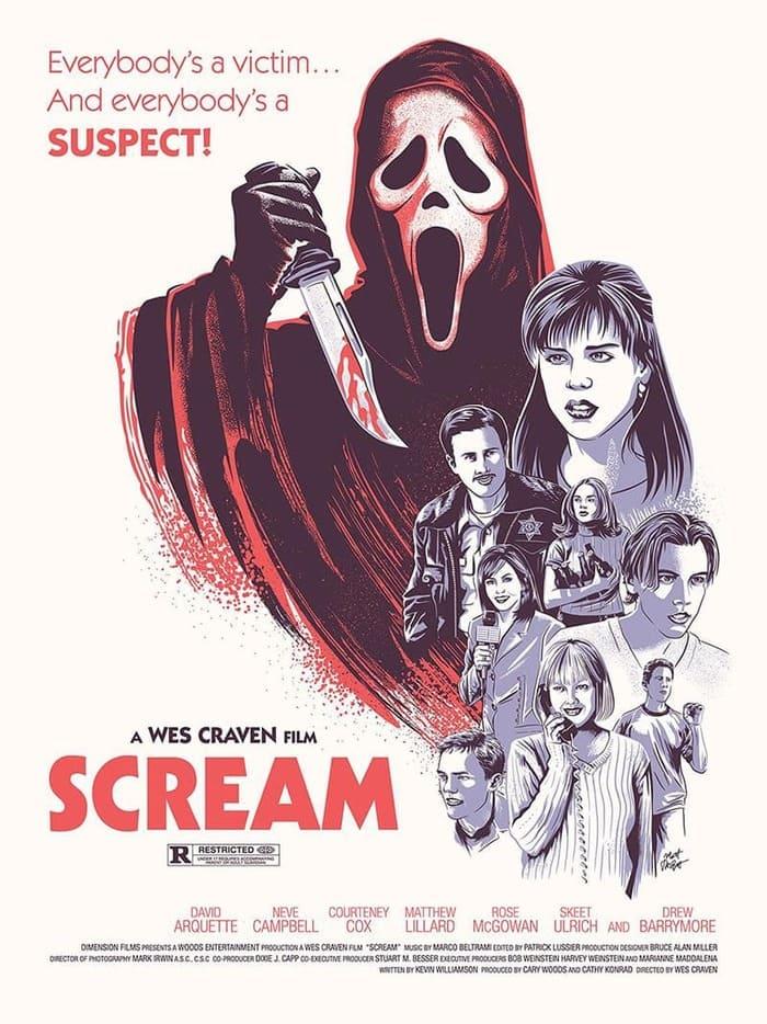 phim scream 1996