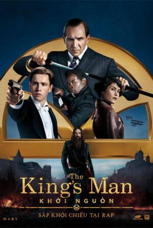 phim the kings man khởi nguồn