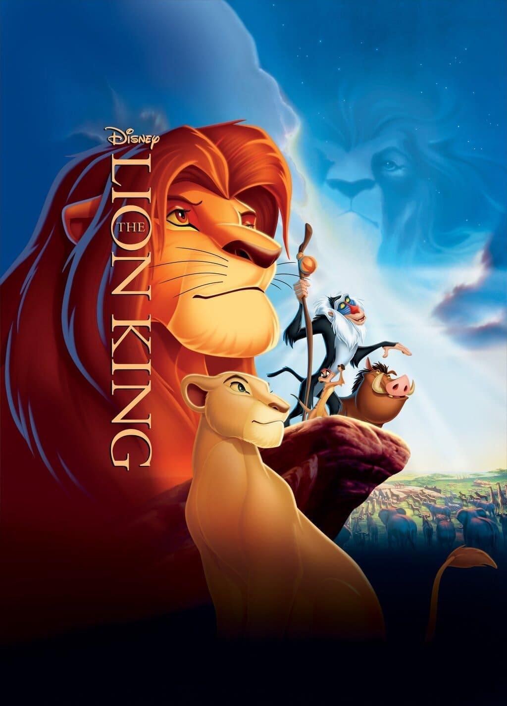 phim vua sư tử