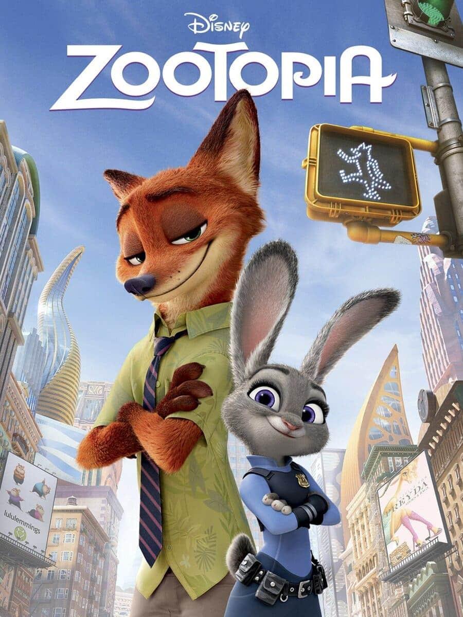 phim zootopia2