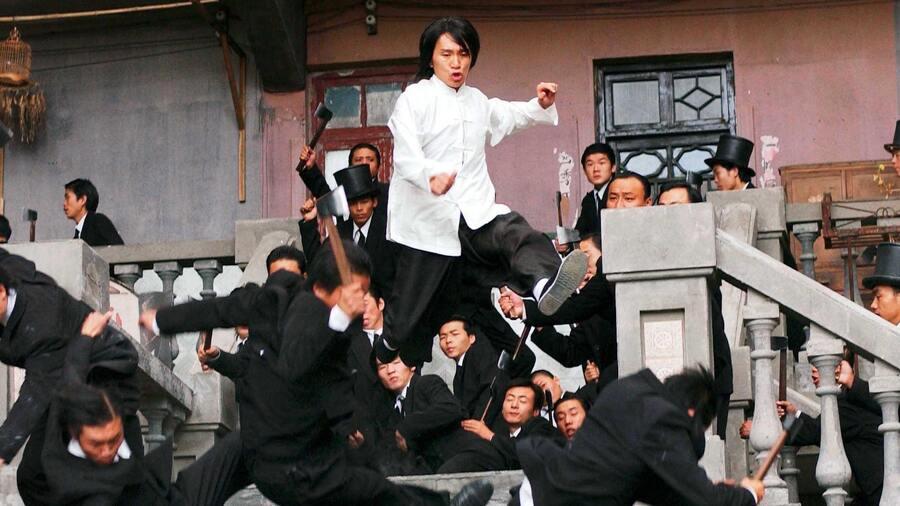 review phim hài Kung Fu Hustle