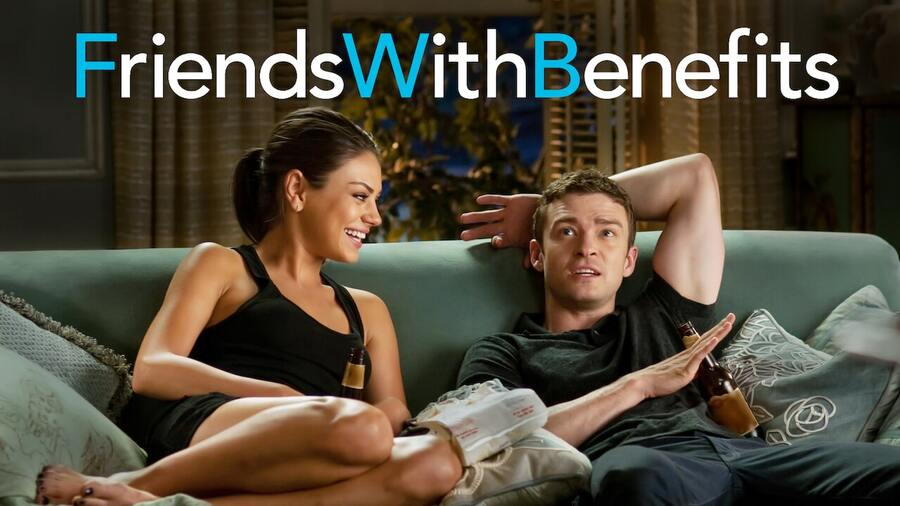review phim hài friends with benefits