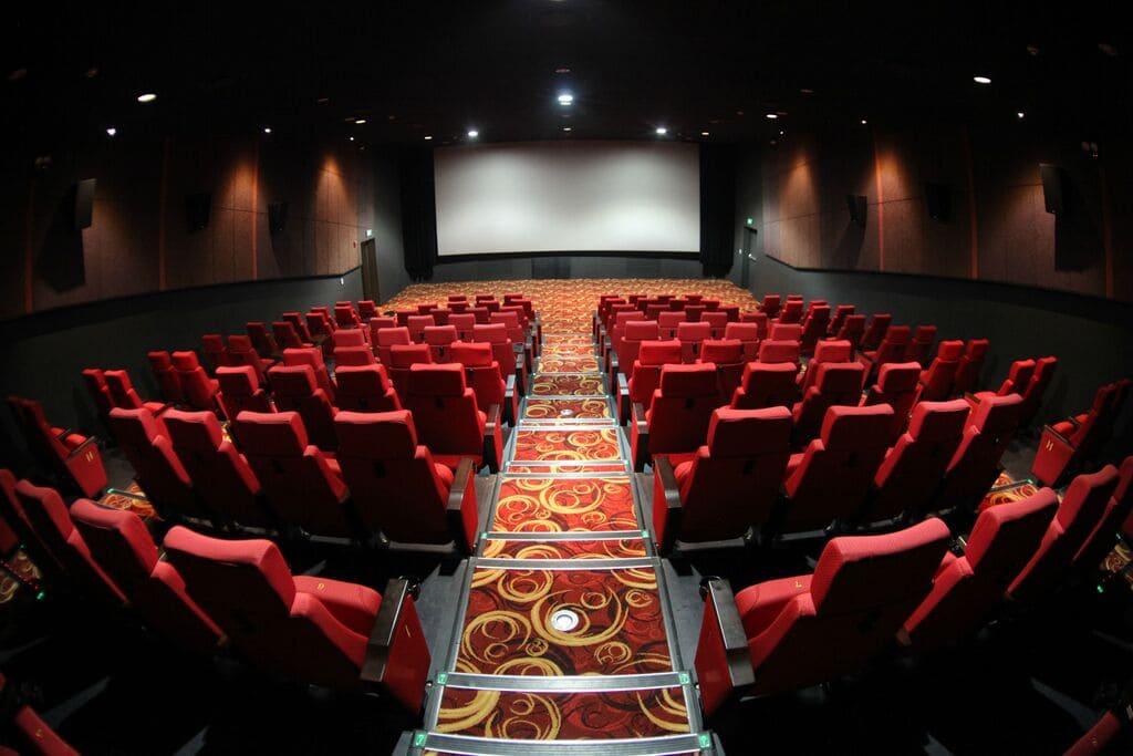 chất lượng hình ảnh âm thanh tại rạp